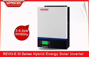On/Off Grid with Energy Storage 3kW 3.2kW 5.5kW Solar Hybrid Inverters