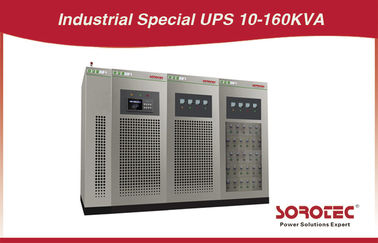 Porcellana 12 Pulse Three Phase Industry Special Online UPS  100KVA 80KW fabbrica