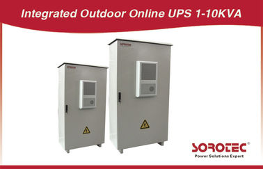 Porcellana UPS online all'aperto integrato 1-10KVA fornitore