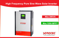 On Grid Off Grid Pure Sine Wave Solar Power Inverters,Hybrid MPPT Inverter 5kva fornitore