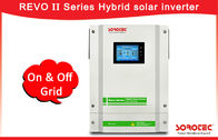 Solar Charge Controller Hybrid Solar Inverter With Touch Display Screen