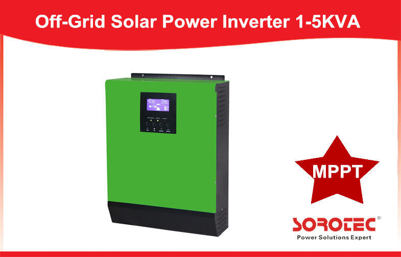 Porcellana SSP3118C1 Series Solar Power Inverters,High Frequency PWM Solar  Inverter 1-5KVA fabbrica